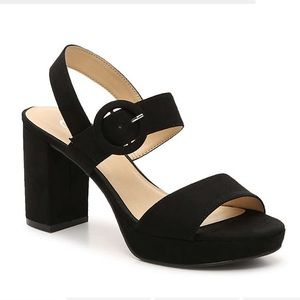 CL by Laundry Genna Block Heels